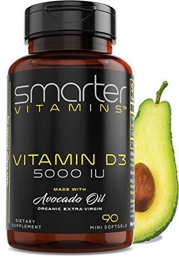 vitamin d 5000 organic - 3