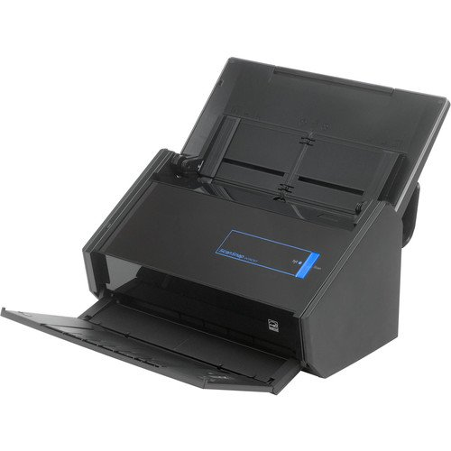 - Fujitsu ScanSnap iX500 Sheetfed Scanner - 600 dpi Optical