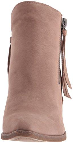 Dolce Vita Wade Spitz Nubukleder Mode-Stiefeletten Light Taupe