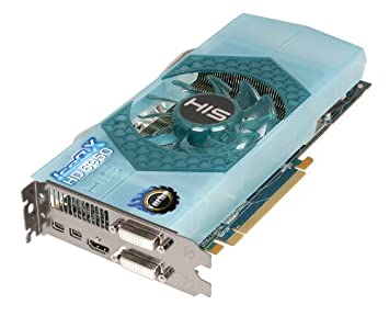 HIS Radeon HD 6950 IceQ X Turbo 2 GB (256bit), GDDR5, 2