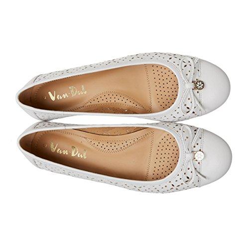 Wentworth Toe White Women's Heels Closed Van Dal White wqTIpH