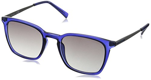 Unisex Crystal adult Sunglasses Calvin Navy R367s Klein Square R4OqOw