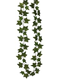 Silk Plants Direct Ivy Garland (Pack of 12)