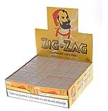 Lot de 10 cahiers de 100 feuilles de Papier a rouler Zig Zag - 801