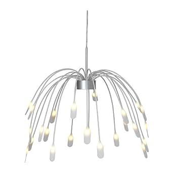 ... Lighting Accessories  sc 1 st  Amazon.com & IKEA LED ceiling light HAGGAS LED pendant ceiling lamp 20 inch high ...