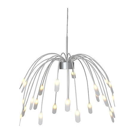 Lámpara de techo LED - IKEA Haggas: Amazon.es: Hogar