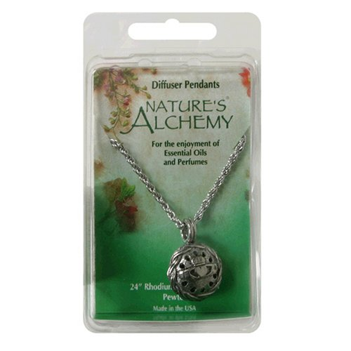 Nature's Alchemy Irish Cladda  Diffuser Pendant, 1 Pendant