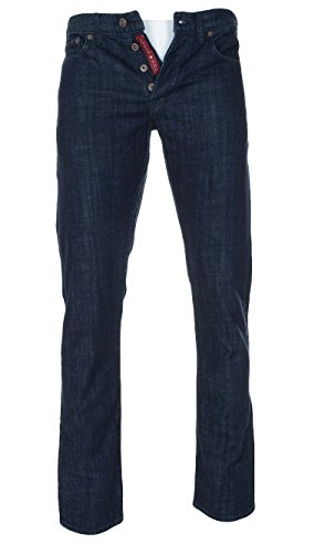 Lucky Brand Men's 121 Heritage Slim Straight leg Jean in Har