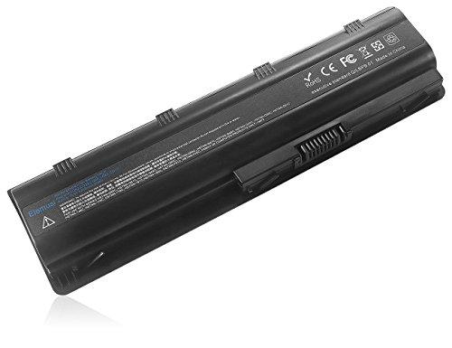 Elemusi New Laptop Battery Compatible HP Battery Presario CQ32, CQ42, CQ43, CQ56, CQ62, CQ72,COMPAQ 435, 436 Notebook PC 593553-001 593554-001 mu06 mu09
