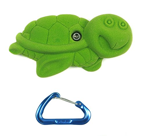 Turtle | Climbing Holds | Lime ()