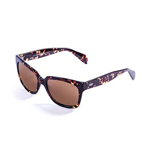 Ocean Sunglasses Beach Lunettes de soleil Bleu Foncé/Demy Marron/Smoke Pm1GNwt