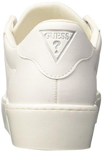Mujer Footwear white Blanco Zapatillas White Guess Para Lady Active OqBBX7