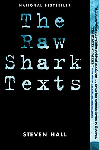 The Raw Shark Texts by [Hall, Steven]