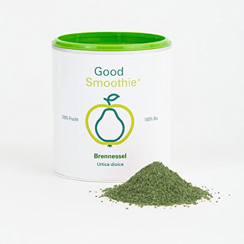 Good Smoothie 100 % Bio-Brennessel Pulver 250 g