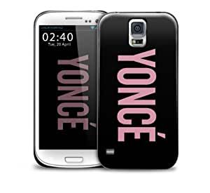 Yonce, Beyonce Style Cell Phone Case - Samsung Gs5