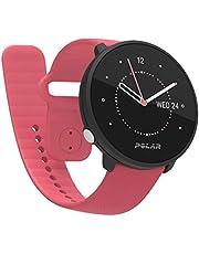 Polar Unite – Vattenresistent fitnessklocka för män och kvinnor med uppkopplingsbar GPS, sömnregistrering, daglig träningsguide, återhämtningsmätning – handledsbaserad pulsmätning - Rosa