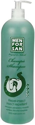 Menforsan Champú repelente citronela equinos 1l