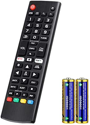 Universal Remote Control for LG Smart TV Remote Control All Models LCD LED three-D HDTV Smart TVs AKB75095307 AKB75375604 AKB74915305