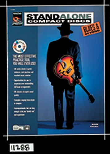 Stand Alone Tracks Blues and Beyond (Book & CD)