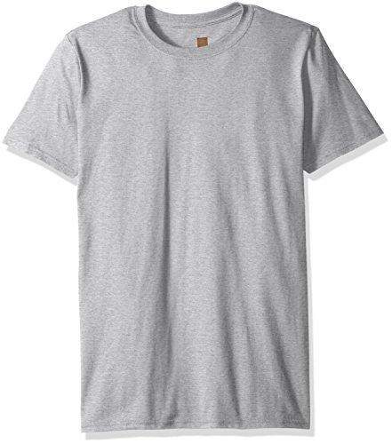 Gold Toe Men's Crew Neck T-Shirt, Sport Grey, Medium ()