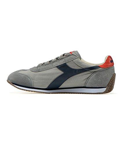 Wash Basses Diadora Mixte Stone Adulte Equipe 12 Grigio Chaussures zfEOq