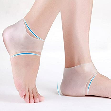 Silicone Feet Heel Protector Plantar Fasciitis Pain Relief Cushion Pad Care Details about  /HOT
