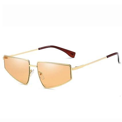 Kanqingqing Gafas de Sol Gafas de Sol polarizadas con Marco ...