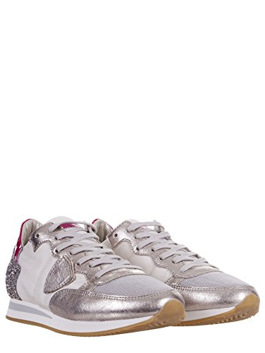 Philippe Model , Damen Sneaker weiß Bianco