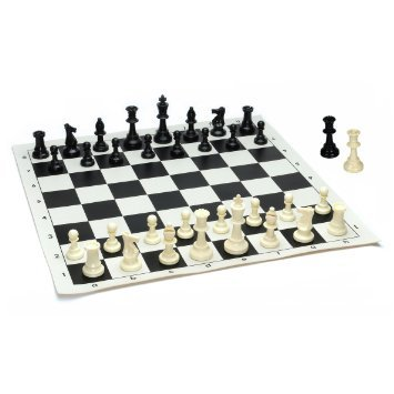 Buy Pioneer International Chess Set With Solid Coins And Roll On