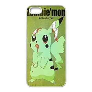 Pokemon Pikachu Zombie DIY Case Cover for iPhone ipod touch4 LMc-74902 at LaiMc