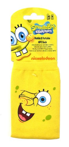 Spongebob Squarepants Ammiccanti Cellulare Smart Phone Calzino Della Copertura Della Case Custodia Cover Per Apple Iphone 3g