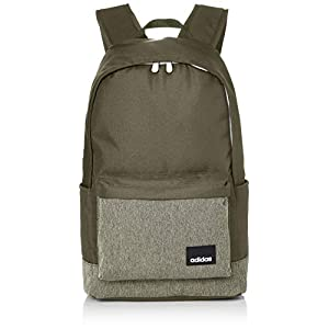 adidas Unisex Classic Backpack Back Pack Breathable Zip Mesh