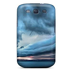 Fashion Protective Nature Clouds Sky Before The Storm Case Cover For Galaxy S3