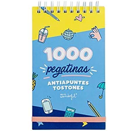 Mr. Wonderful Pizarra magnética con Ruleta antipereza, Multicolor, Única: Amazon.es: Hogar