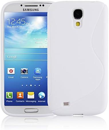 Cadorabo Funda para Samsung Galaxy S4 en Blanco MAGNESIO: Amazon.es: Electrónica