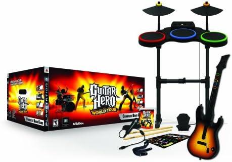 PS3 - Guitar Hero: World Tour Band Pack: Amazon.es: Videojuegos