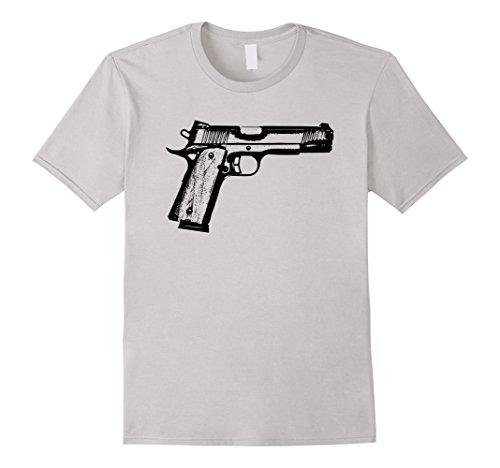 Mens 1911 Pistol T-Shirt XL ()