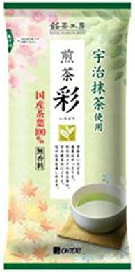 給茶機用粉末煎茶「銘茶工房 彩」60g袋×20 インスタント茶