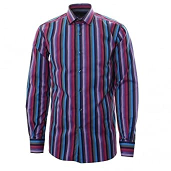 9a31a78304 Duchamp Assic stripe shirt Various: Amazon.co.uk: Clothing