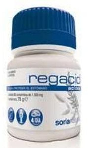 Soria Natural Regacid Vitaminas - 60 Unidades: Amazon.es: Salud y cuidado personal