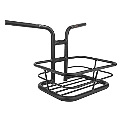 Origin8 Classique CargoUnit, 25.4mm, Black : Bike Baskets : Sports & Outdoors