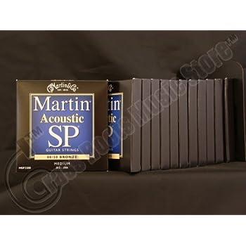 bulk 12 sets martin sp acoustic guitar strings 80 20 bronze medium gauge. Black Bedroom Furniture Sets. Home Design Ideas