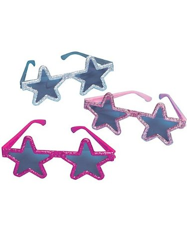 Amscan Sparkling Princess Sun Glasses Birthday Party Accessory Favors (6 Pack), 5