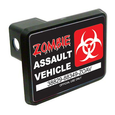 zombie trailer hitch - 3