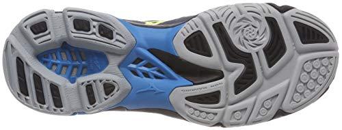 Basse da Syellow Ginnastica Z4 001 Lightning Scarpe O Uomo Wave Multicolore Hocean Mizuno Blue 1YaxSf