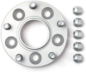 Pair H/&R 2064662 DRS TRAK Wheel Spacer