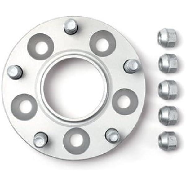 H/&R 3665606 DRM-System Wheel Spacer Set 36mm per axle Pattern 5x114,3-Hub 60,1mm-Bolt Size M12x1,25-Suzuki