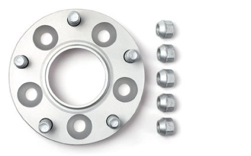 H&R (50757257 TRAK+ DRM Wheel Spacer for Land Rover, 25mm