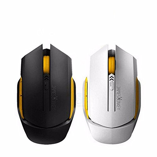 Generic James Donkey 102 2000DPI 6 Buttons USB Wireless Optical Gaming Mouse wtih LED Backlight