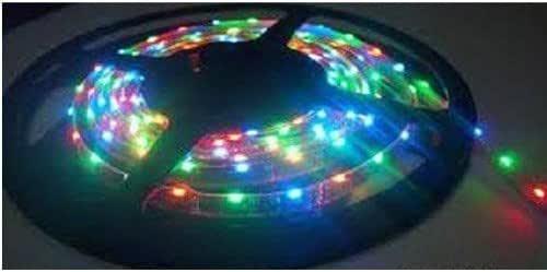 Waterproof 72W 4500lm 300-5050 SMD LED RGB Light Strip w/ Remote Controller (5m / DC 12V)